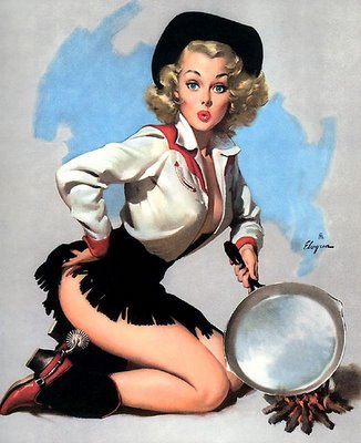 Pioneerwomanpinup