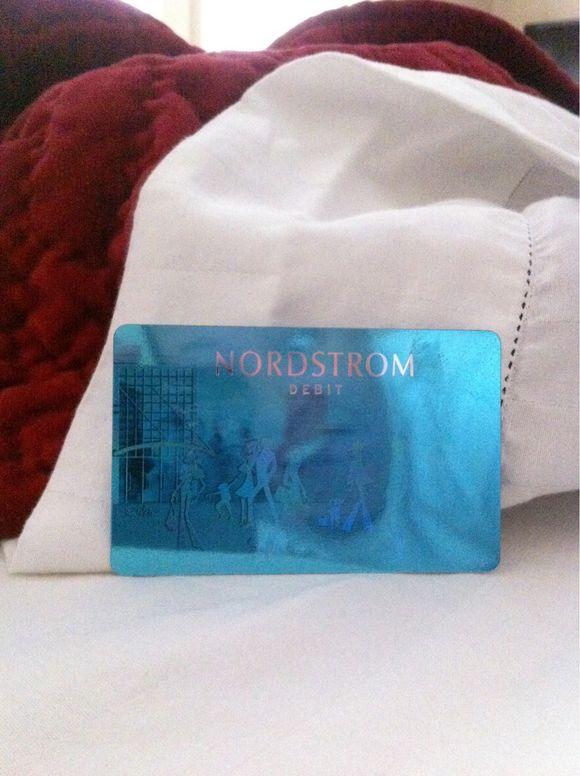 Nordstrom Debit Card